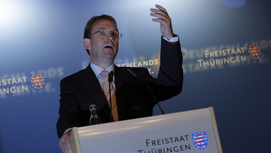 """CDU-Politiker Althaus: """"Ich war einfach zu Hause und habe meine Arbeit gemacht"""""""