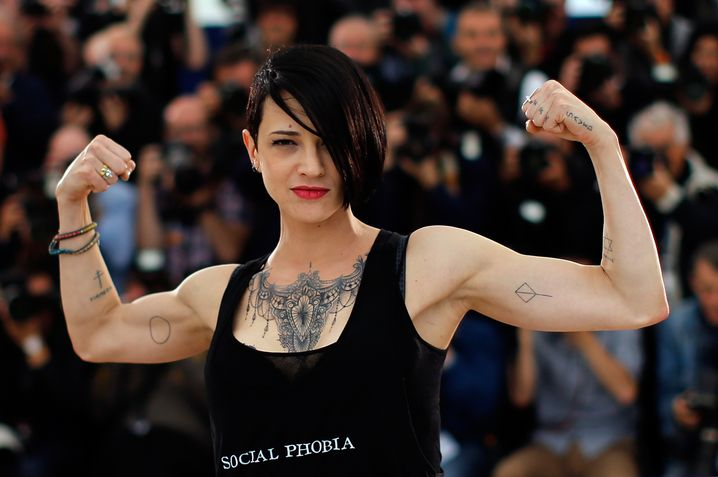 Asia Argento 2014 in Cannes