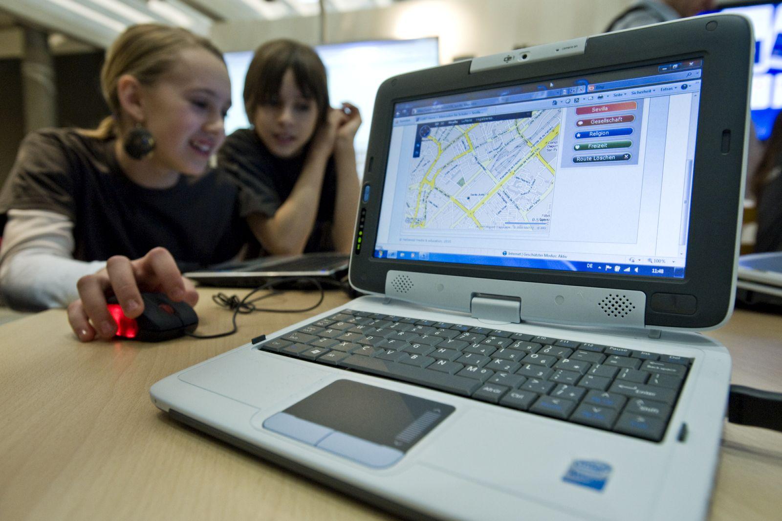 NICHT VERWENDEN Microsoft Kinder-PC