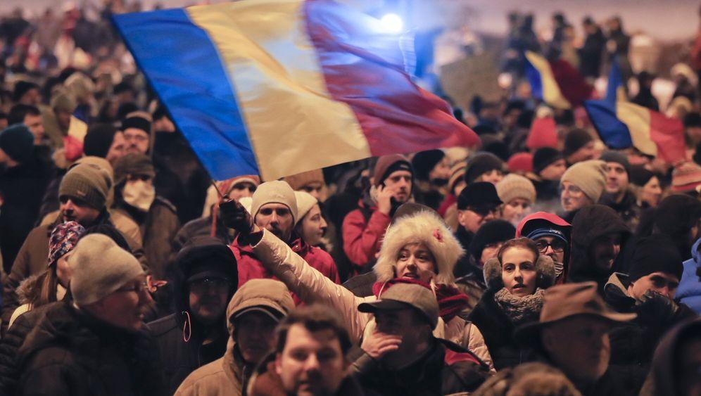 Rumänien: Durchhaltevermögen bei Minustemperaturen