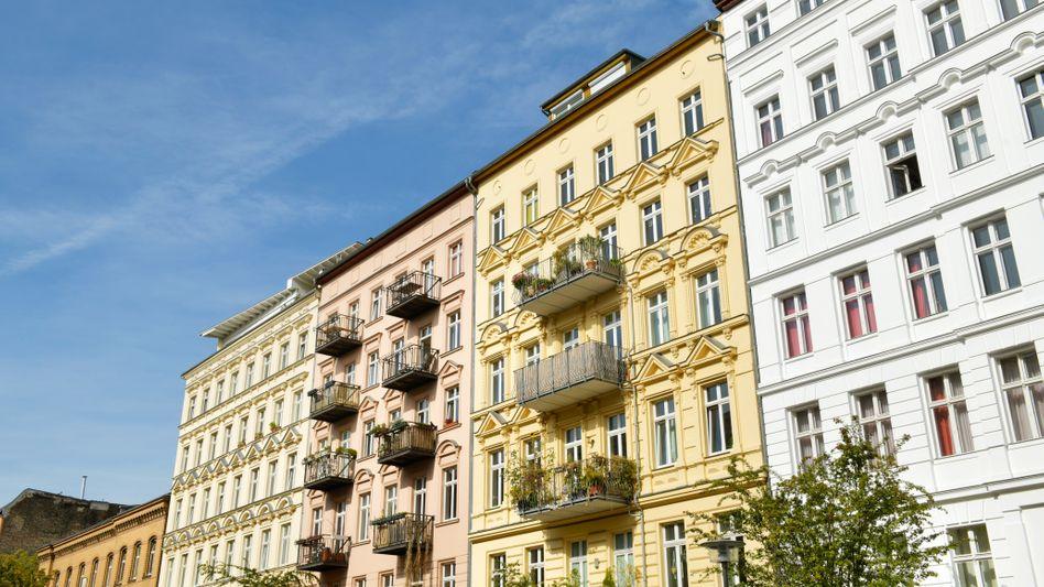 Immobilien in Mitte: gut verdienende Mieter profitieren am meisten