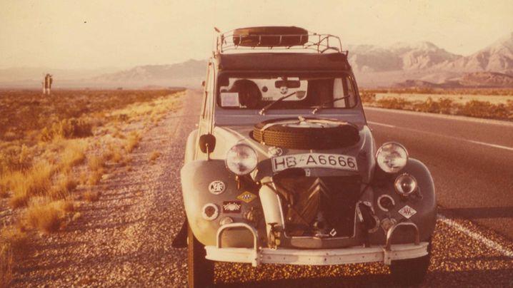 Weltbürger Ente: Abenteuerreise auf vier Rädern