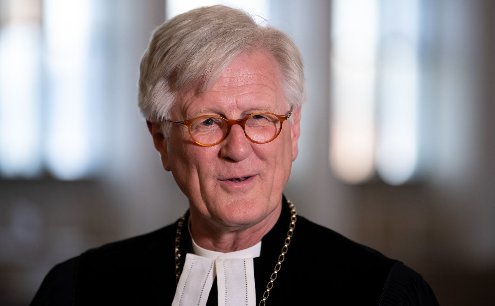 EKD-Vorsitzender Heinrich Bedford-Strohm