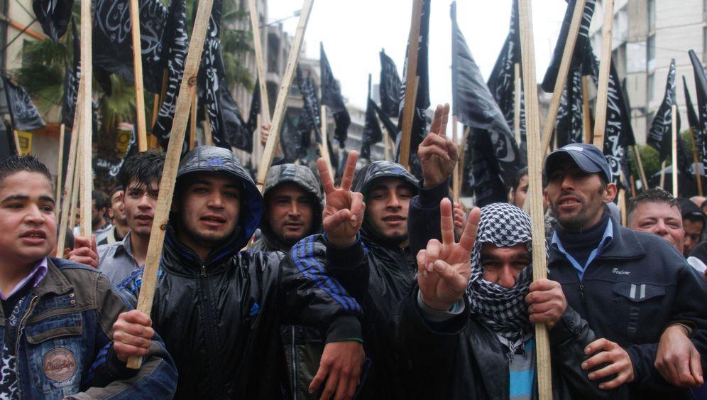 Heiliger Krieg gegen Assad: Ausländische Kämpfer in Syrien