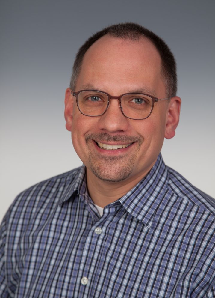 Stefan Wesselmann, 43 Jahre, Schulleiter an einer Grundschule in Rödermark, Hessen.