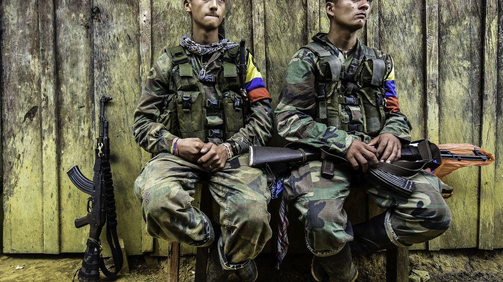 Kolumbien: Vom Dschungel ins zivile Leben