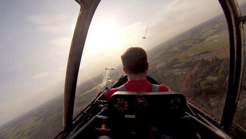 Über den Wolken: Eine Segelflug-Ausbildung in Bildern