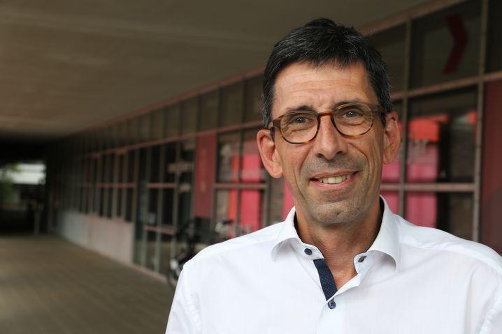 Konrektor Thomas Hoffmeister
