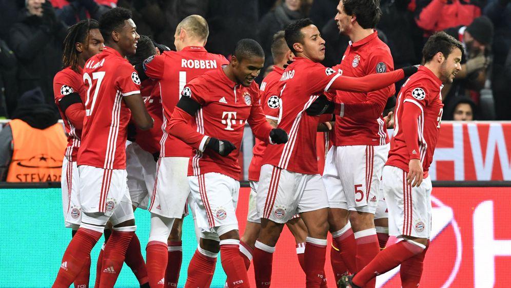 Bayerns Sieg gegen Atlético: Im Schongang zur Revanche
