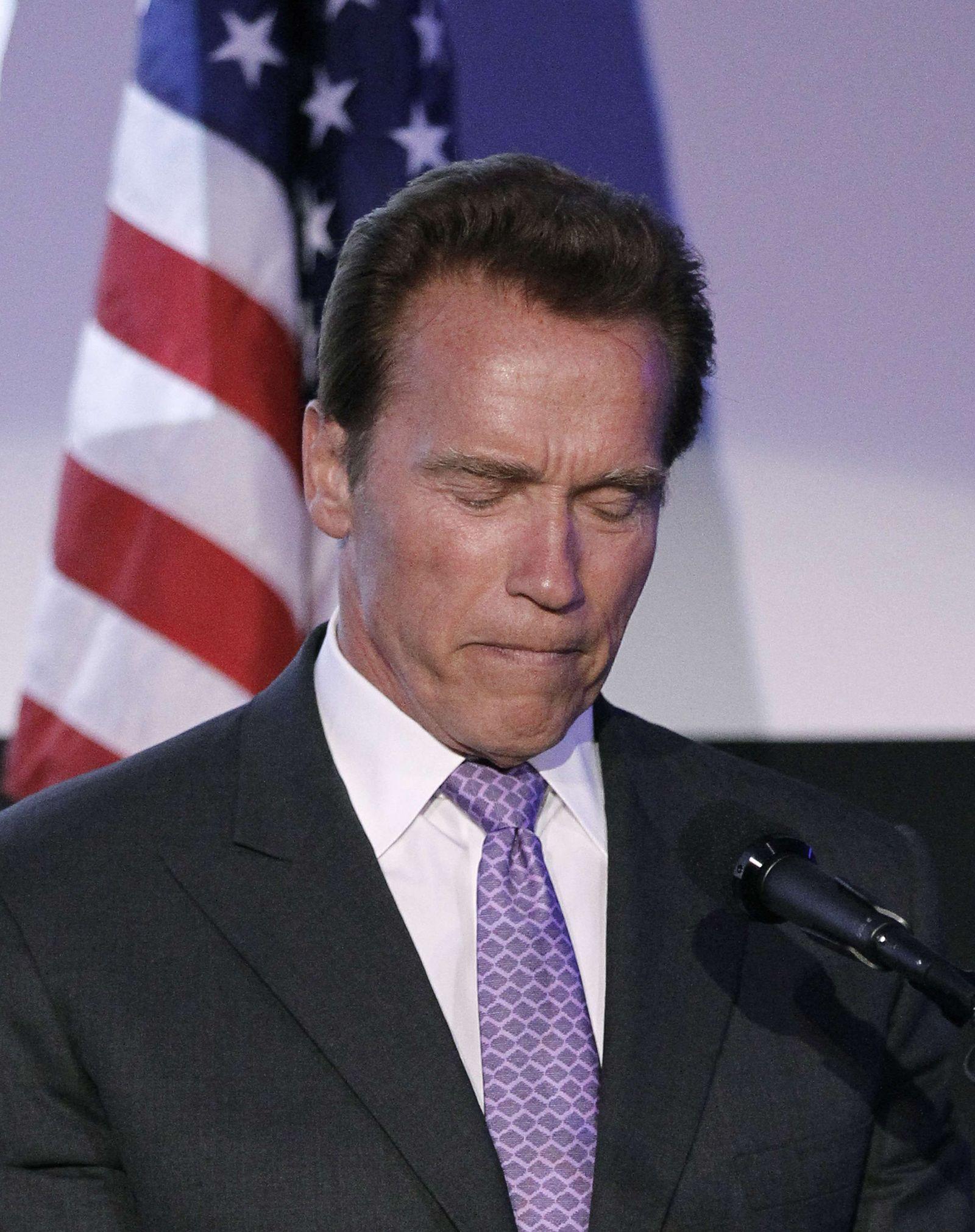 Berühmte Entschuldigungen/ Schwarzenegger