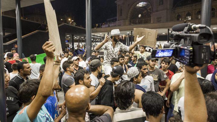 Budapest: Chaos am Ostbahnhof