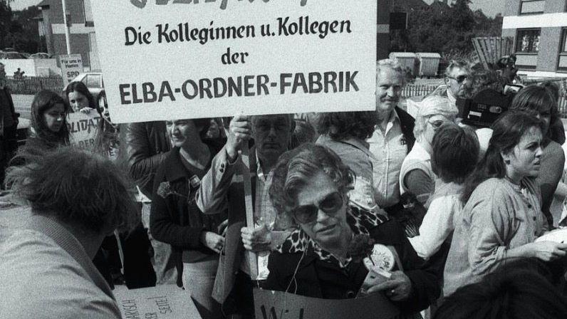 Protestierende Frauen 1979 »Da bin ich vom Hocker gefallen«