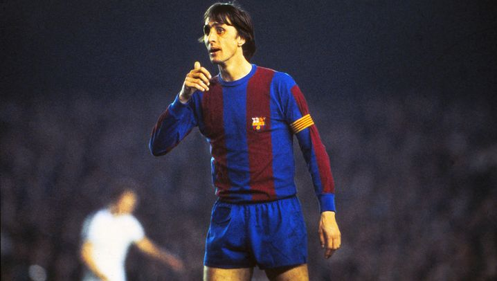 Johan Cruyff: Visionär, Nörgler und Genie