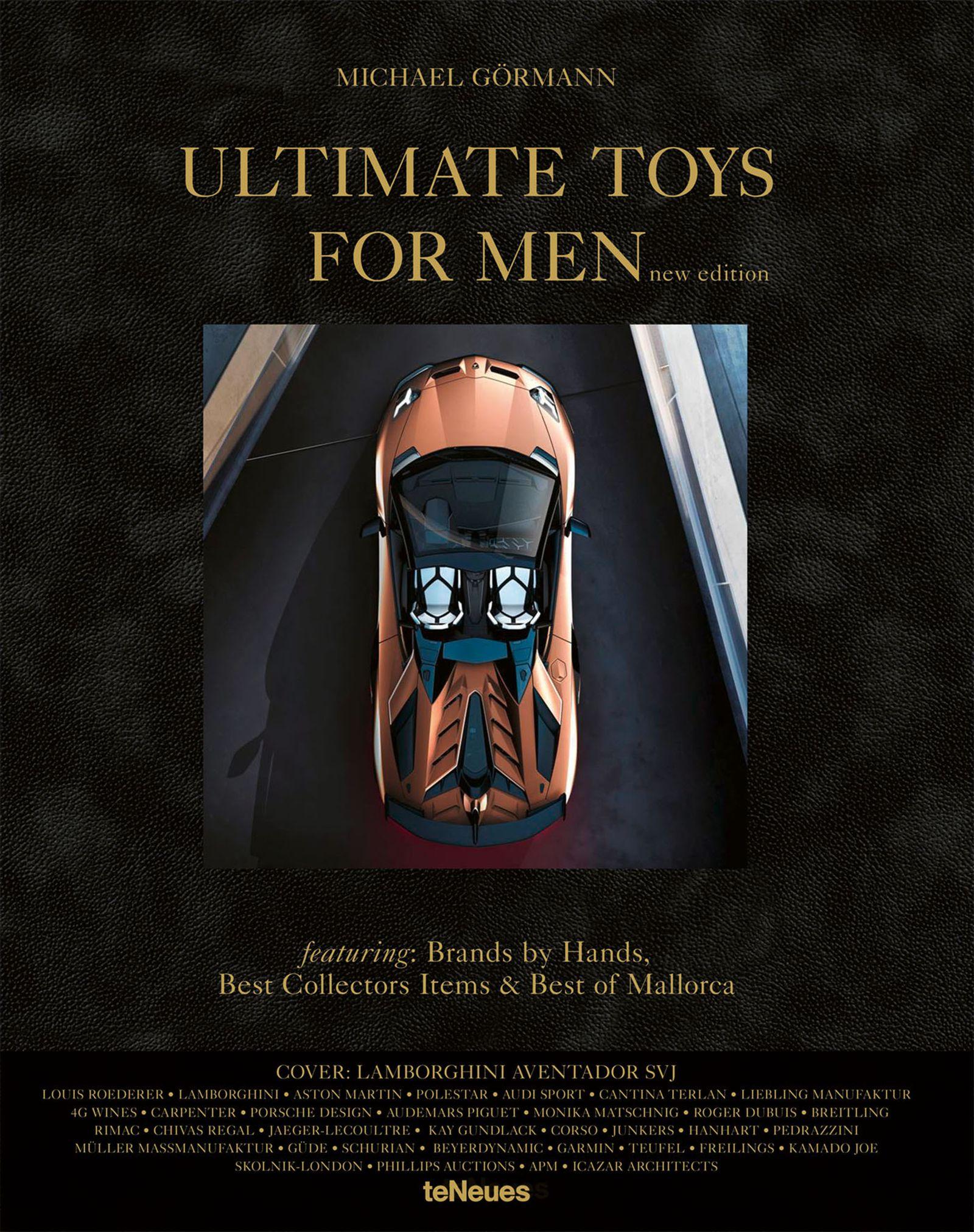 Stil/ Ultimate Toys for Men - New Edition COVER