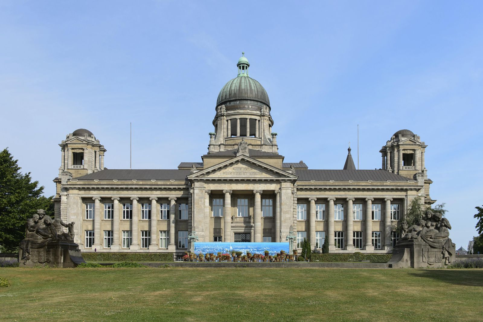 Hanseatisches Oberlandesgericht, Hamburg, Hamburg, Deutschland, Europa