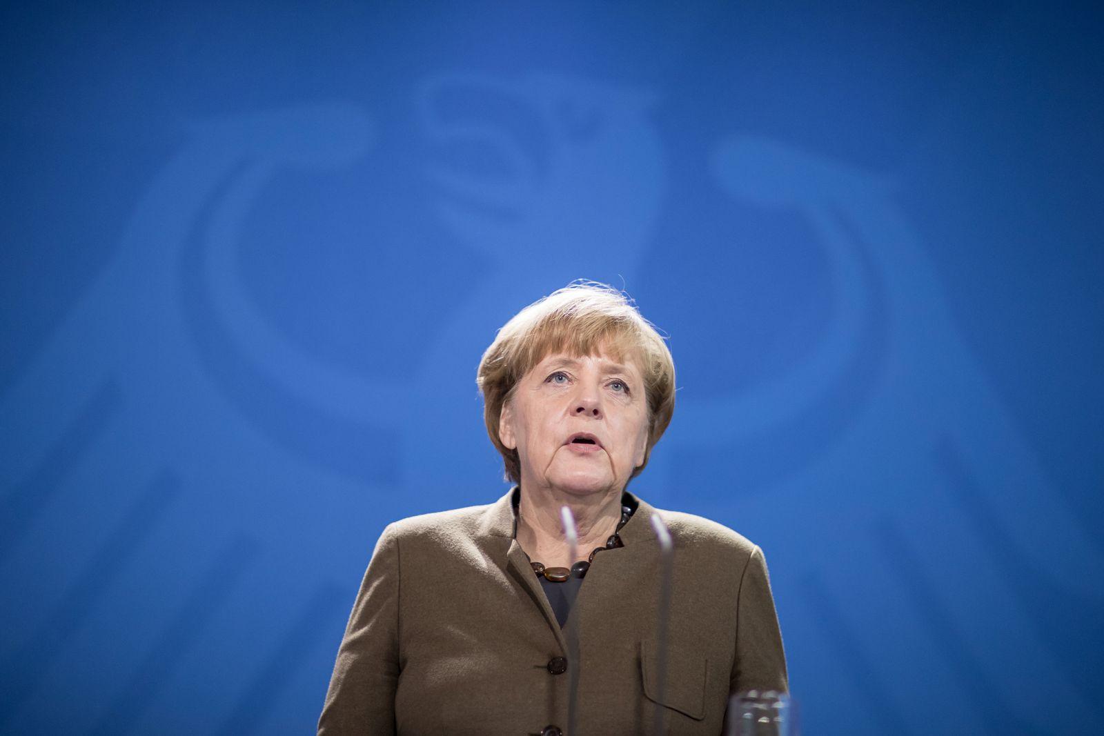 Merkel/ Fall Amri