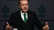 Erdogans Blamage