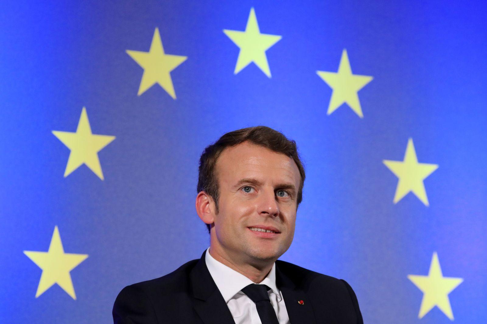Emmanuel Macron / EU