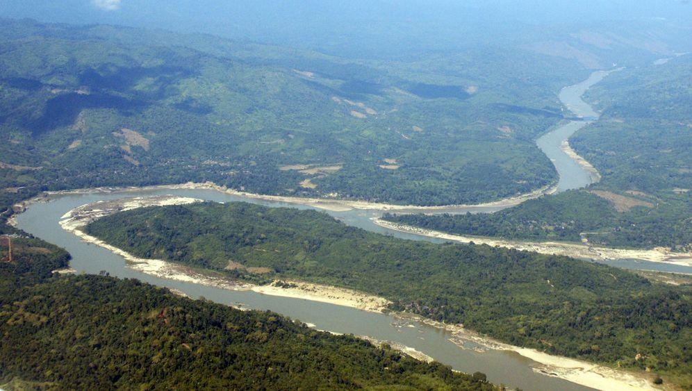 Staudamm am Irrawaddy: Streit über Milliardenprojekt