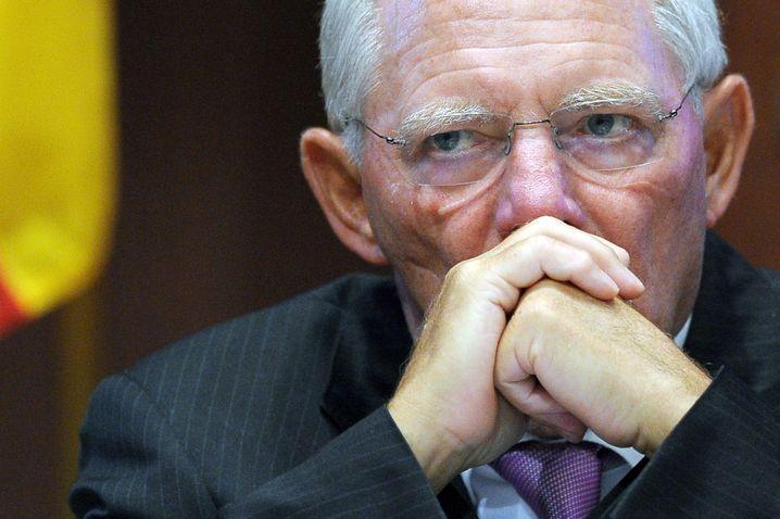 Wolfgang Schäuble: Helmut Kohl wollte nicht mit ihm feiern