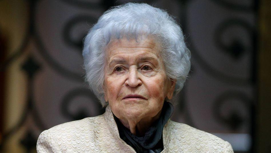 »Verlagerte« Kulturgüter als Wiedergutmachung: Irina Antonowa war eine Verfechterin der Beutekunst