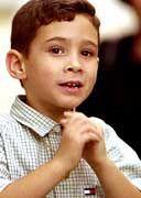 Darf seine Verwandten aus den USA vorerst nicht wiedersehen: Elián González