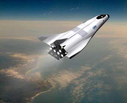 Japanisches Shuttle für Mondflüge: Basis für Erforschung des Sonnensystems
