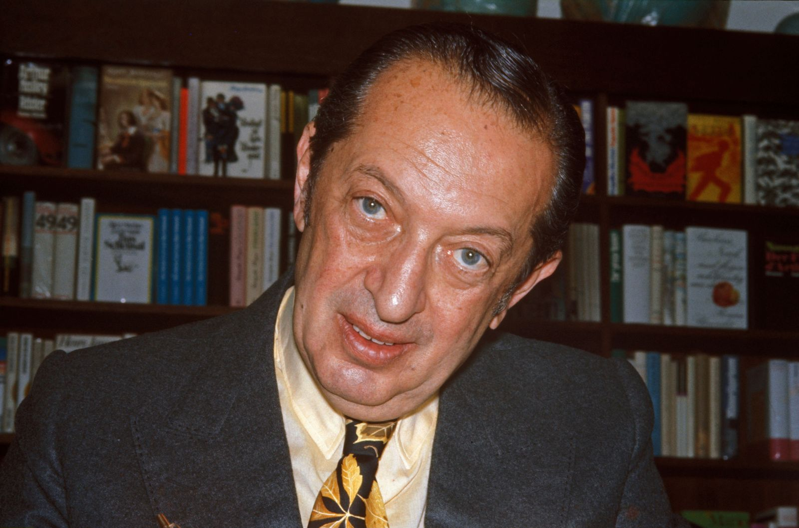Habe, Hans - Publizist, Oesterreich