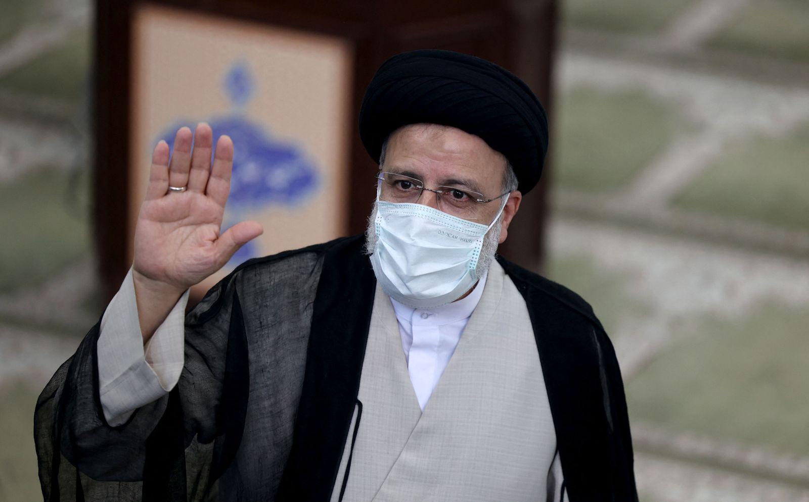 FILES-IRAN-VOTE-RAISI