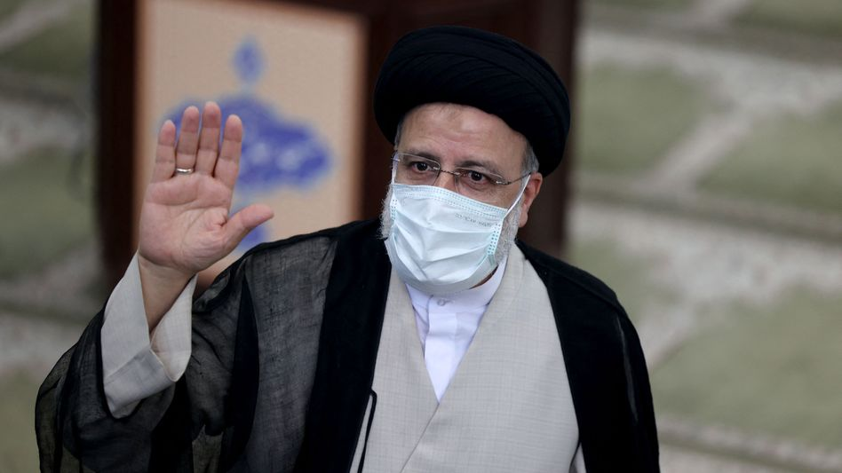 Ebrahim Raisi: Die Wahl des 60-jährigen Geistlichen galt als so gut wie sicher