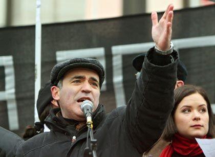 Oppositioneller Kasparow: Marsch der Nichteinverstandenen