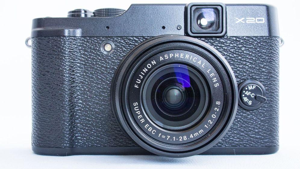 Kompaktkamera: So fotografiert die Fujifilm X20