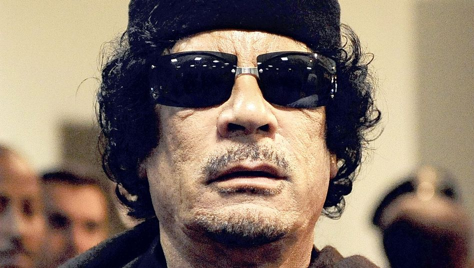 Libyan leader Moammar Gadhafi. What fate awaits him?