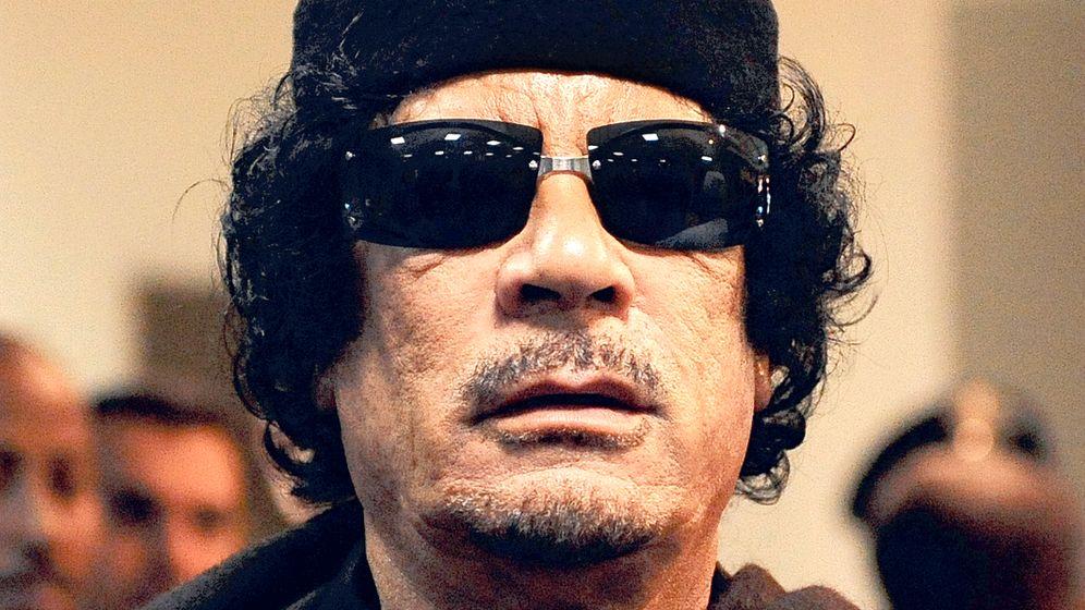 """Selbstherrlicher Gaddafi: """"Ich bin kein König"""""""