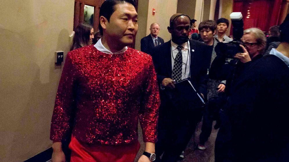 Weihnachtskonzert in Washington: Obama verzeiht Psy
