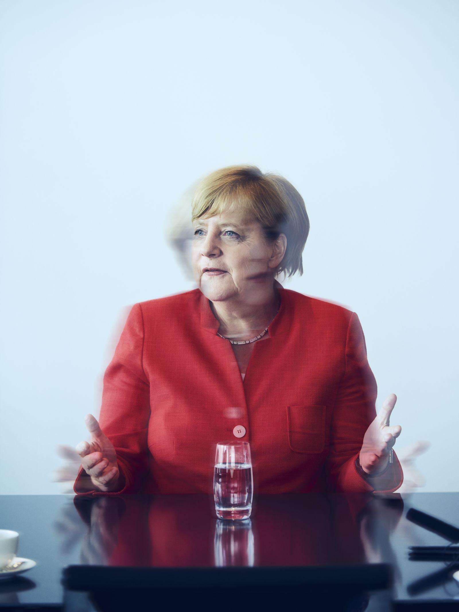 Startbild Angela Merkel