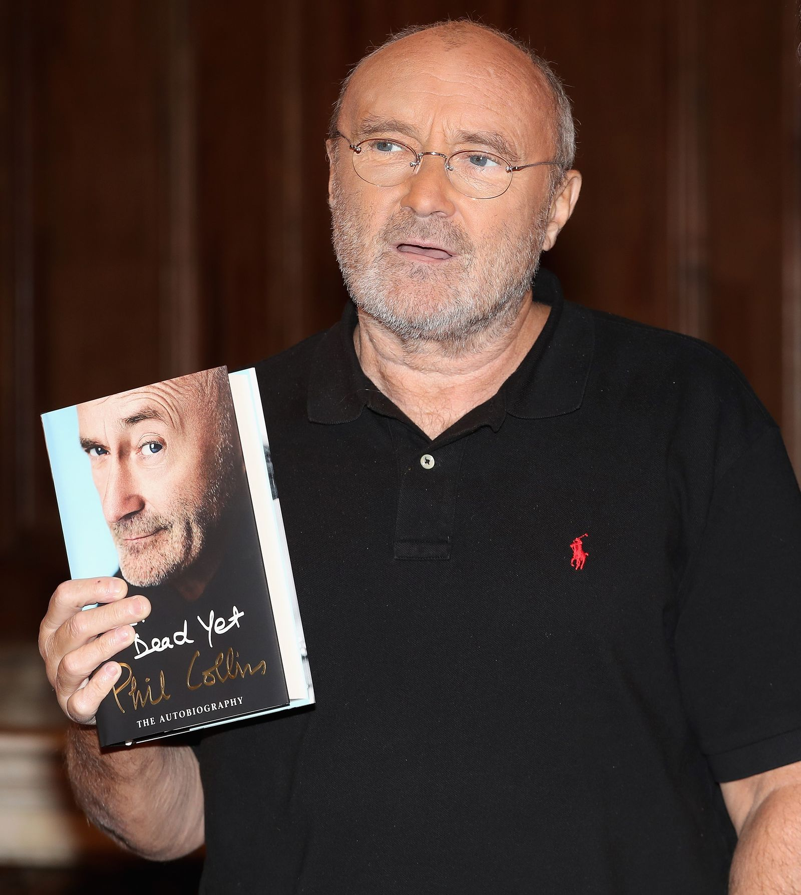 Phil Collins / Autobiografie