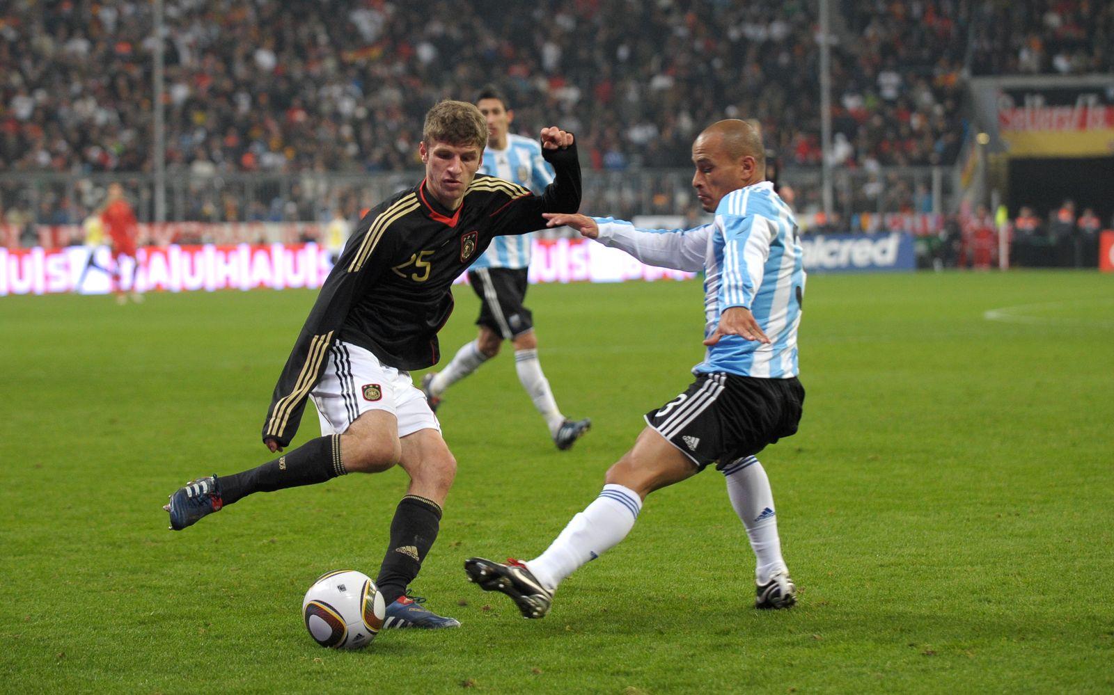 Thomas Müller / Nationalmannschaft