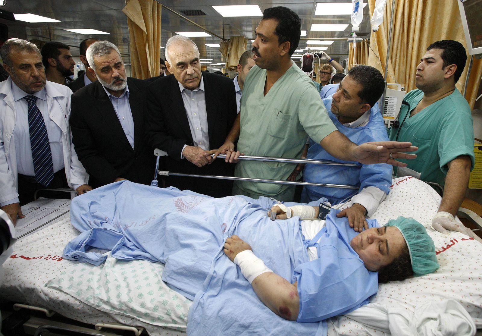 Gaza / Krankenhaus