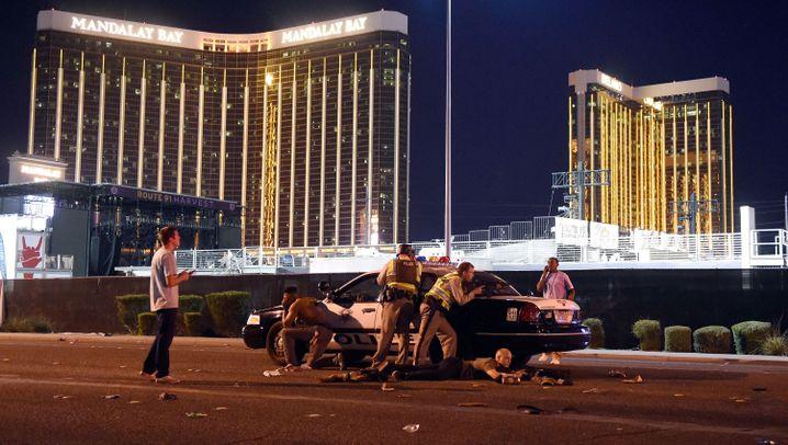 Mandalay Bay Resort and Casino: Der Anschlagsort in Las Vegas