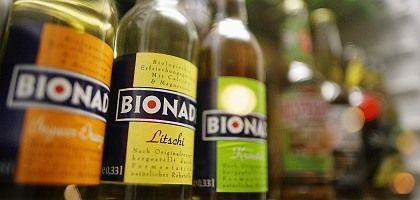 Vorzeigegetränk Bionade: Rohstoffe sind knapp geworden