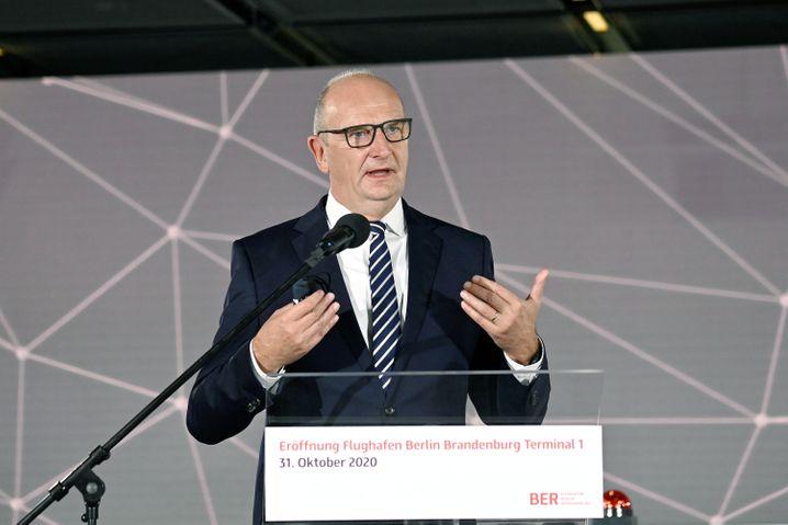 Der Regierungschef von Brandenburg Dietmar Woidke habe nach ersten Erkältungserscheinungen am Sonntag keine Diensttermine mehr wahrgenommen