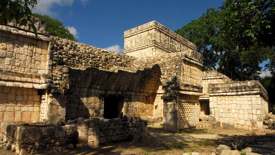 Maya-Ruinen in Yucatan, Mexiko: Blühendes Reich vor mehr als tausend Jahren