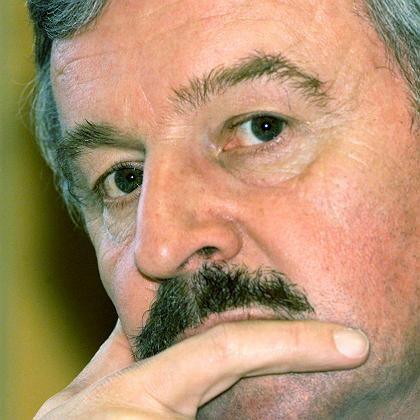 Möllemann (Aufnahme aus dem Januar 2000): Unfall oder Selbstmord?