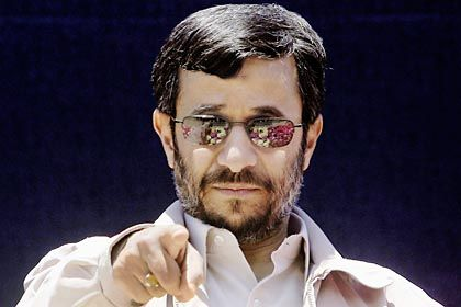 Iran's President Mahmoud Ahmadinejad outrages the international community but continues to enjoy widespread support at home.
