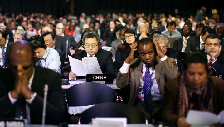 Fiasko in Kopenhagen: Drama bis zum Gipfel-Schluss