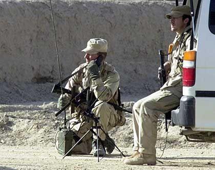Machtfrage: Wer soll Afghanistans Frieden schützen, wenn die US-Truppen weg sind?