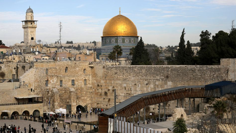 Altstadt Jerusalems: Umstrittenes Territorium