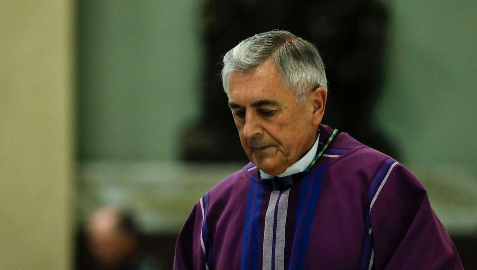 Bischof Ronald Geiner von der Diözese Harrisburg: Kirche zahlte bereits zwölf Millionen Dollar an Missbrauchsopfer