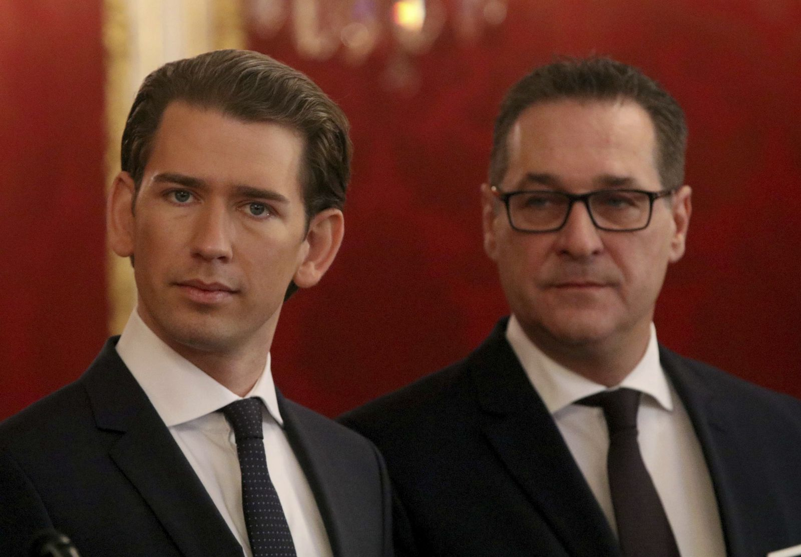 Sebastian Kurz / Heinz-Christian Strache